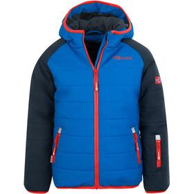 TROLLKIDS Hafjell Pro Chaqueta para Nieve Niños, azul